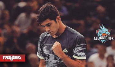 El tenista TOP ONE de Chile Cristian Garin se convierte en accionista del equipo All Knights