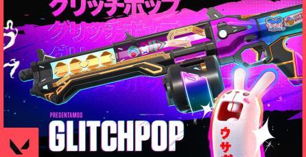 ¡Glitchpop! ¡Glitchpop! ¡Glitchpop! trailer skins VALORANT