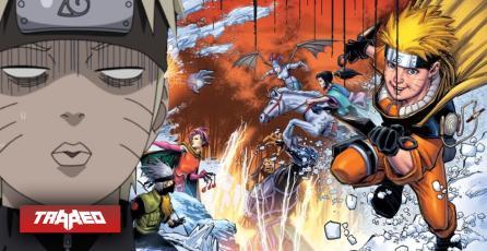 El diseño es mi pasión: Carátula de Colección de Naruto tiene en shock a fans norteamericanos (y del mundo)