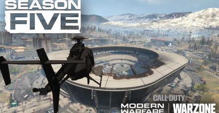 <em>Call of Duty: Warzone</em> - Temporada 5 trailer