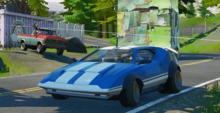 <em>Fortnite</em>: nueva actualización sugiere que los autos pronto llegarán al Battle Royale