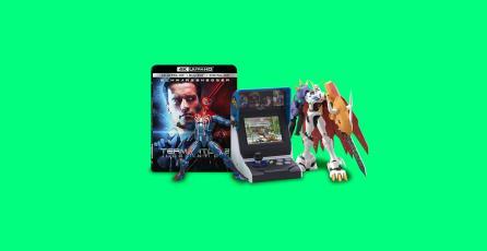 Ofertas de la semana: Devil May Cry 5, Terminator 2 en Blu-ray 4K, libros al 3x2 y más