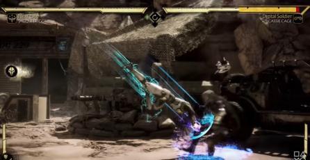 Mortal Kombat 11: Aftermath - Tráiler Guía para Principiantes: Variantes Jacqui Briggs