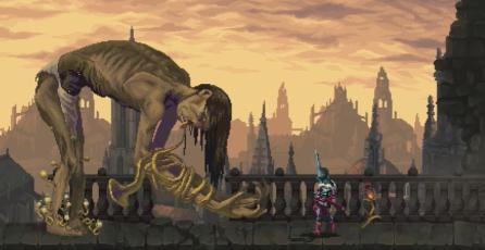 "Blasphemous - Tráiler DLC ""Stir of Dawn"""