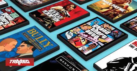 Take-Two planea llevar más de sus juegos antiguos a las nuevas consolas de Sony y Microsoft