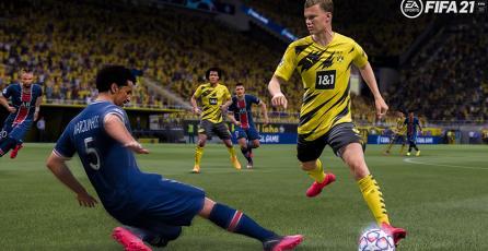 <em>FIFA 21</em> - primer trailer de gameplay