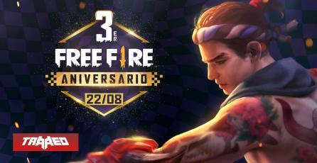 Nuevo evento de Free Fire podría entregarte hasta 9999 diamantes, si tienes suerte