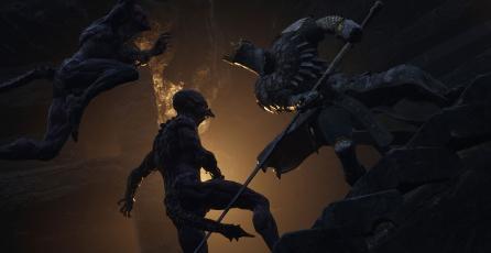 El brutal <em>Mortal Shell</em> debutará muy pronto en consolas y en la Epic Store