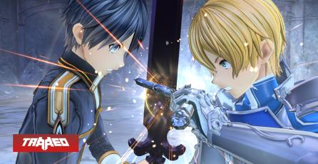 Sword art Online Lycoris: una buena aventura no muy fiel al anime