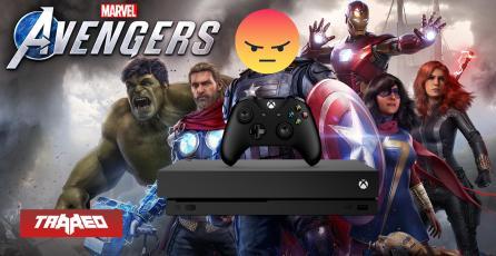Fans de Xbox planean boicot a Marvel's Avengers por traer DLC de Spider Man exclusivamente para PS4