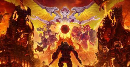<em>DOOM Eternal</em> llegará a PS5 y Xbox Series X; será una actualización gratuita
