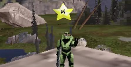 <em>Halo Infinite</em>: recrean el FPS como si fuera un juego para Nintendo 64