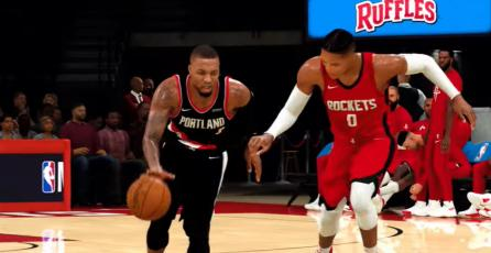 "NBA 2K21 - Tráiler de Gameplay ""Everything is Game"""