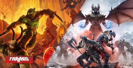 DOOM Eternal y The Elder Scrolls Online llegarán a PS5 y Xbox Series X