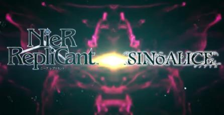NieR Replicant × SINoALICE- Tráiler de Colaboración