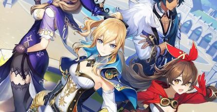 <em>Genshin Impact</em> ya tiene ventana de lanzamiento en PlayStation 4