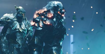 <em>Godfall</em> muestra sus letales armas en gameplay capturado en PlayStation 5