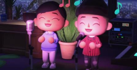 Selena Gomez participó en un show musical en <em>Animal Crossing: New Horizons</em>