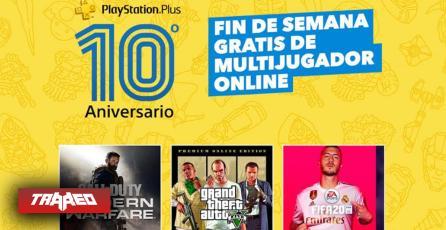 Fin de semana para disfrutar del multijugador de Playstation gratis