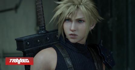 Final Fantasy VII Remake se convirtió en el lanzamiento digital más vendido de SquareEnix en PlayStation
