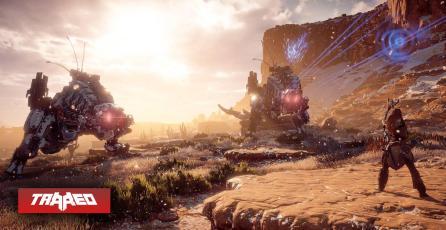 Horizon Zero Dawn para PC ha tenido un aterrizaje forzoso, reportan diversos medios