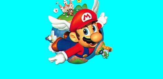 #ViernesRetro: <em>Super Mario 64</em>