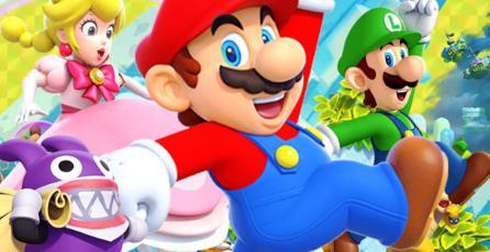 Fan de Nintendo construye set de <em>Super Mario Bros.</em> para su sobrina