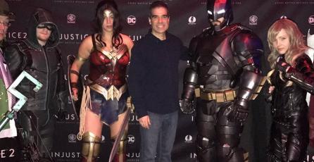 Ed Boon, encargado de <em>Injustice</em> y <em>Mortal Kombat</em>, estará en DC FanDome