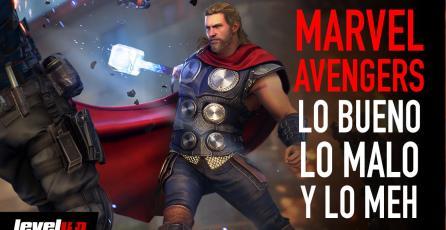 Beta de <em>Marvel's Avengers</em> - LO BUENO, LO MALO Y LO MEH