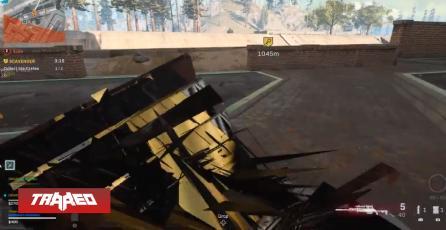 Glitch en COD: Warzone está convirtiendo las armas de los jugadores en grandes cubos negros