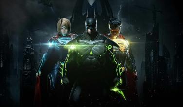 Artista imagina<em> Injustice 3</em> con personajes de <em>Watchmen</em> creando increíbles pósters