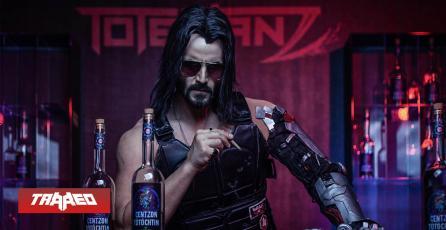 Keanu Reeves será un rockero famoso y respetado dentro de Cyberpunk 2077