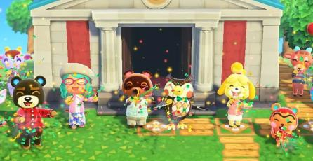 <em>Animal Crossing: New Horizons</em> recupera el primer lugar en Reino Unido