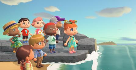 ¡Histórico! <em>Animal Crossing: New Horizons</em> es el segundo juego más vendido en Japón