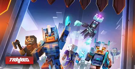 Minecraft Dungeons estrenará DLC gratuito el 8 de septiembre