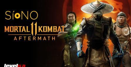 <em>Mortal Kombat 11: Aftermath</em> - VIDEO RESEÑA