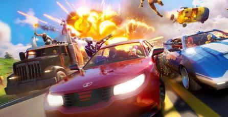 <em>Fortnite</em>: un letal bug con los coches te aniquila al instante en el Battle Royale