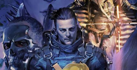 <em>Death Stranding</em>: la novela del juego de Kojima llegará este año a nuestra región