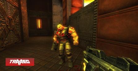 JUEGO GRATIS: Obtén Quake 2 para siempre durante las próximas 72 horas