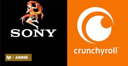 Sony está en conversación para comprar Crunchyroll