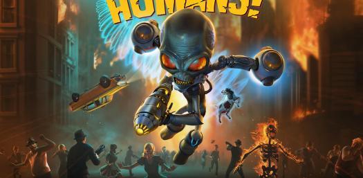 <em>Destroy All Humans!</em>