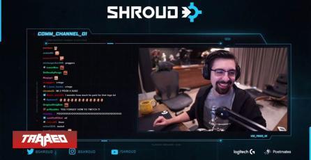 Shroud volvió a lo grande: 500k viewers simultáneos y $100.000 USD en donaciónes en su primera hora.