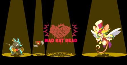 Mad Rat Dead - Tráiler de Gameplay
