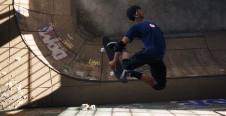 "Tony Hawk's Pro Skater 1 and 2 - Tráiler de Demo ""Warehouse"""