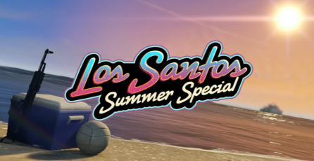 """GTA Online - Tráiler de Actualización """"Los Santos Summer Special"""""""