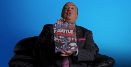 WWE 2K Battlegrounds - Tráiler Modos de Juego