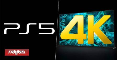PS5 no podrá correr todos los títulos a 4k, aseguran desarrolladores