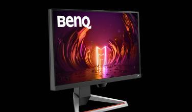 BenQ presenta MOBIUZ, monitores para gaming AAA que cuidan tus ojos