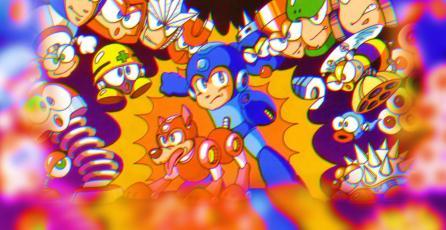 #ViernesRetro: <em>Mega Man</em> en el NES
