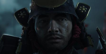 Sony dio un premio a los mejores jugadores de <em>Ghost of Tsushima</em> en la compañía